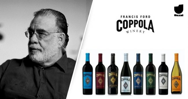 Coppola Winery, do cineasta Francis Ford Coppola.