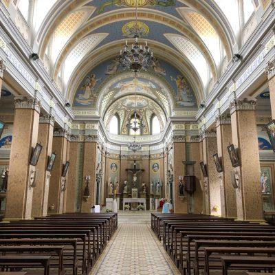 Igreja Matriz Nossa Sra. da Conceição;
