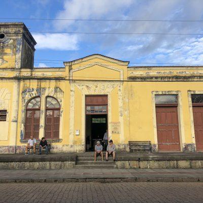 Estação Ferroviária (sede da PROGOETHE e Central de Informações Turísticas)