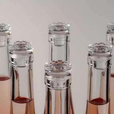 As garrafas em detalhe | Foto: Divulgação / Maison n.9
