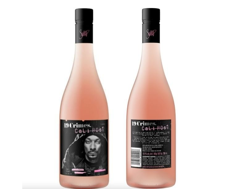 19 Crimes Snoop Dogg Cali Rosé